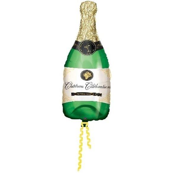 Globo Botella de Champan de 91cm