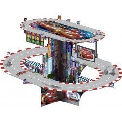 Expositor Cars 3D Cupcake Stand (1)