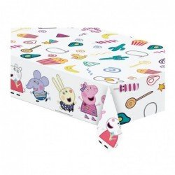 Mantel Peppa Pig play