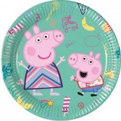 Platos Peppa pig Play de 20 cm (8)