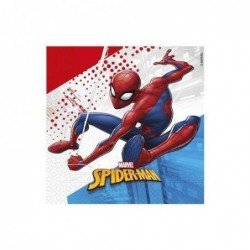 Servilletas Spiderman Eco Biodegradables (20)