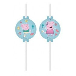 Pajitas Peppa Pig play (4)