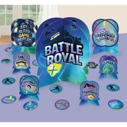 Kit decoracion mesa Battle Royal