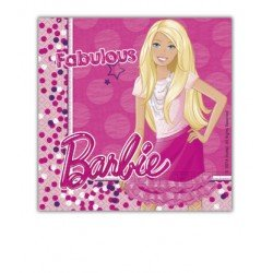 Servilletas Barbie Magic (20)