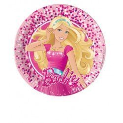 Platos Barbie Magic de 20cm (8)