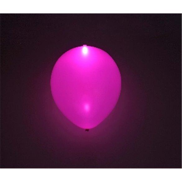 ✅Globos de látex con Luz Led Color Rosa Solido de aprox. 25cm. (5 ud) por solo 4,70€ en Masfiesta.es. Venta de Artículos de ...