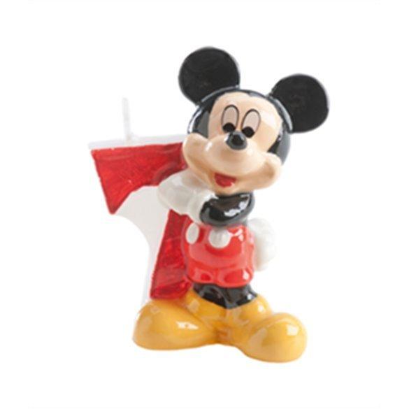 ✅Velas Mickey, 7 por solo 2,33€ en Masfiesta.es. Venta de Artículos de fiesta y decoración
