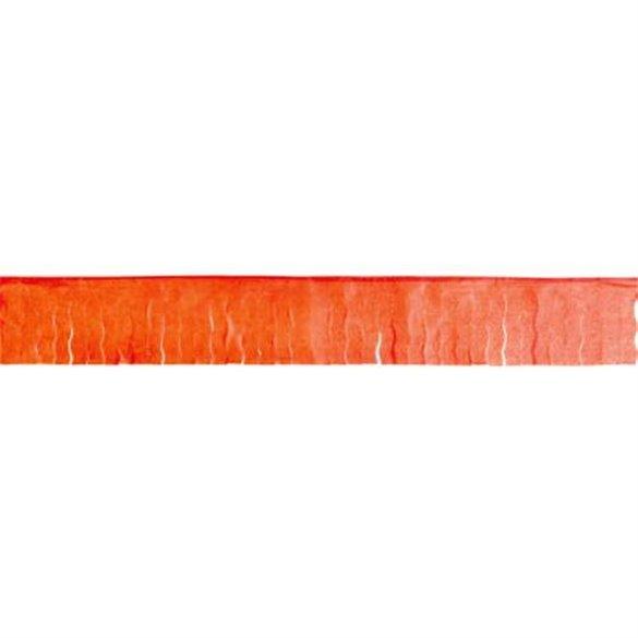 ✅Guirnalda Flecos Papel Seda Naranja (50 Mts) por solo 3,56€ en Masfiesta.es. Venta de Artículos de fiesta y decoración