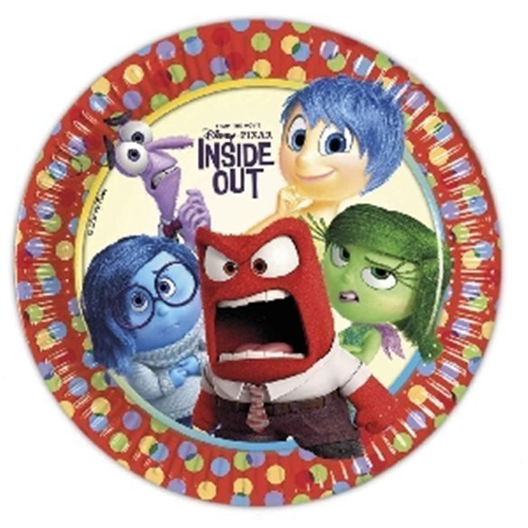 Platos 23 cm del Reves (Inside Out) (8)