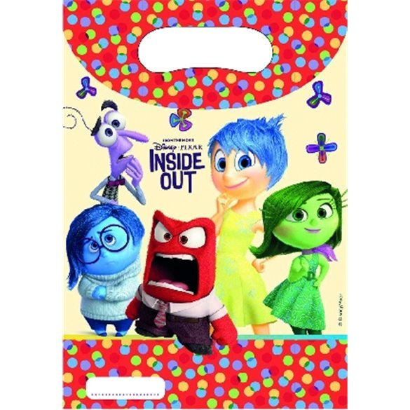 Bolsas Chuches/Regalos Del Revés (Inside Out) (6)