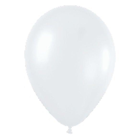 Globos Perla satin R12 de 30 cm aprox (50 ud)