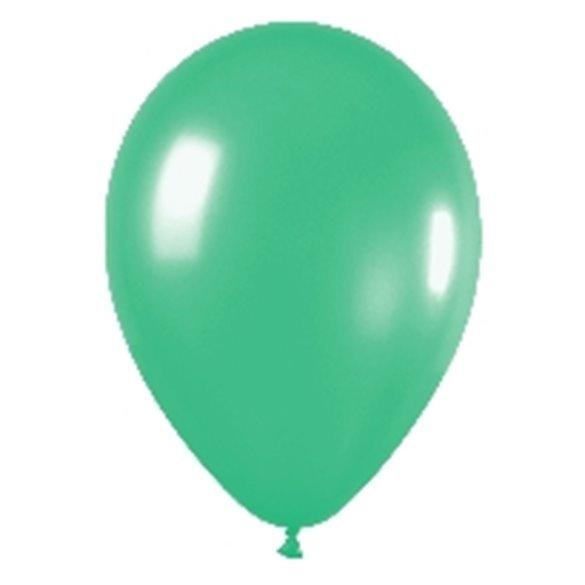 ✅Globos Verde Solido R12 de 30 cm aprox (50 ud) por solo 5,62€ en Masfiesta.es. Venta de Artículos de fiesta y decoración