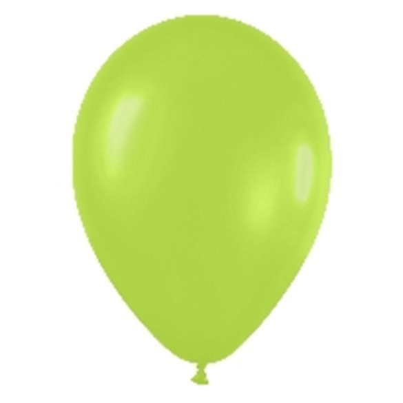 ✅Globos Verde Neon R12 de 30 cm aprox (50 ud) por solo 6,26€ en Masfiesta.es. Venta de Artículos de fiesta y decoración