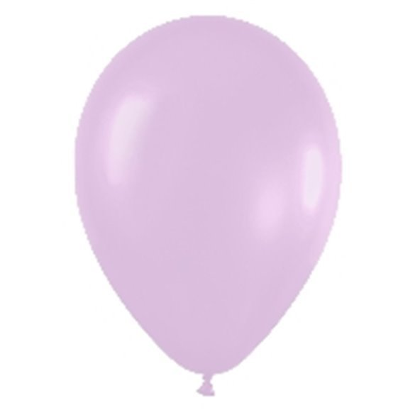 ✅Globos Lila Perlado R12 de 30 cm aprox (50 ud) por solo 6,95€ en Masfiesta.es. Venta de Artículos de fiesta y decoración