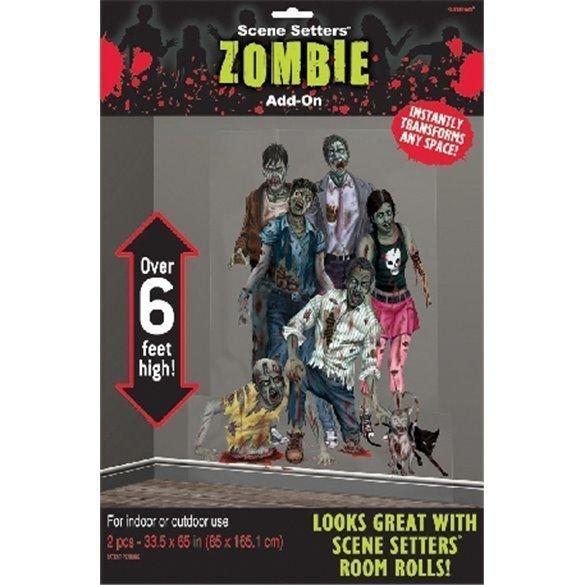 Decoracion Pared Zombies 165x85 (2)
