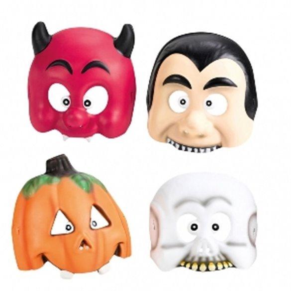 Mascara con forma de Dracula