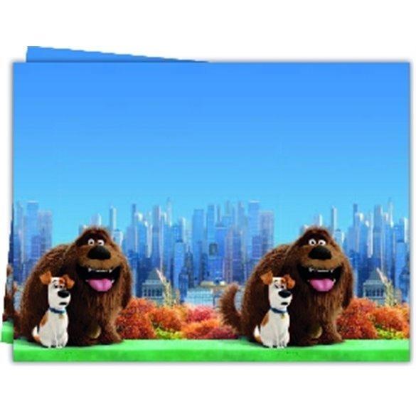 Mantel Mascotas 120x180cm