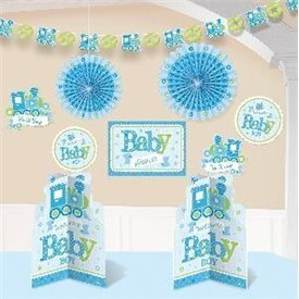 Kit Decoracion Baby Boy