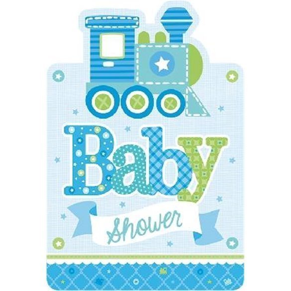 Invitaciones Baby Shower Boy (8)