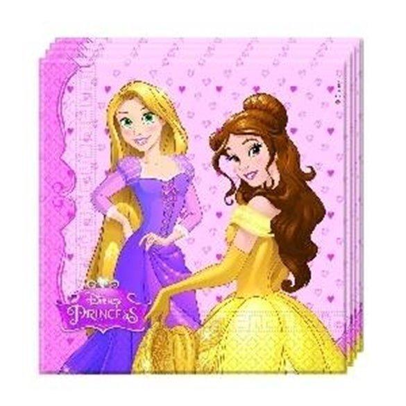 Servilletas Princesas Disney (20)