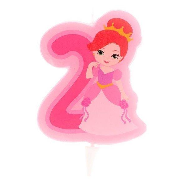 Vela Princesa nº 2