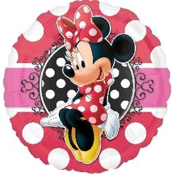 Globo Minnie foil 45cm