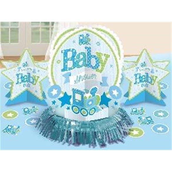 Decoracion Mesa De Baby Shower Nina.Kit Decoracion Mesa Baby Shower Nino