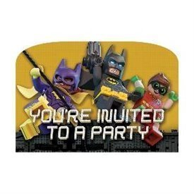Invitaciones Lego Batman (8)