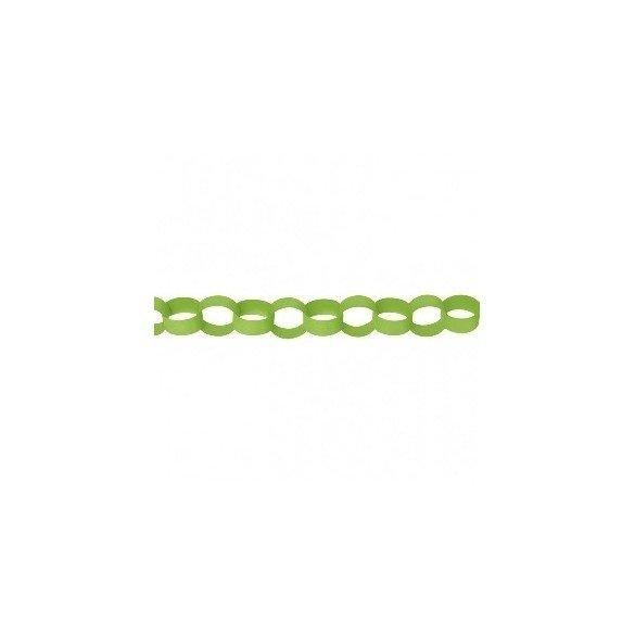 ✅Guirnalda Cadeneta Color Verde (4 m Aprox) por solo 3,28€ en Masfiesta.es. Venta de Artículos de fiesta y decoración