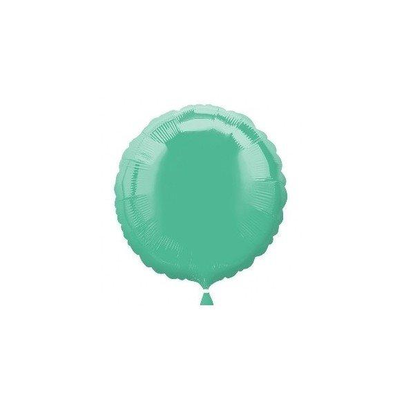 ✅Globo Con Forma de Circulo de Aprox 45cm Color WINTERGREEN- por solo 1,42€ en Masfiesta.es. Venta de Artículos de fiesta y ...