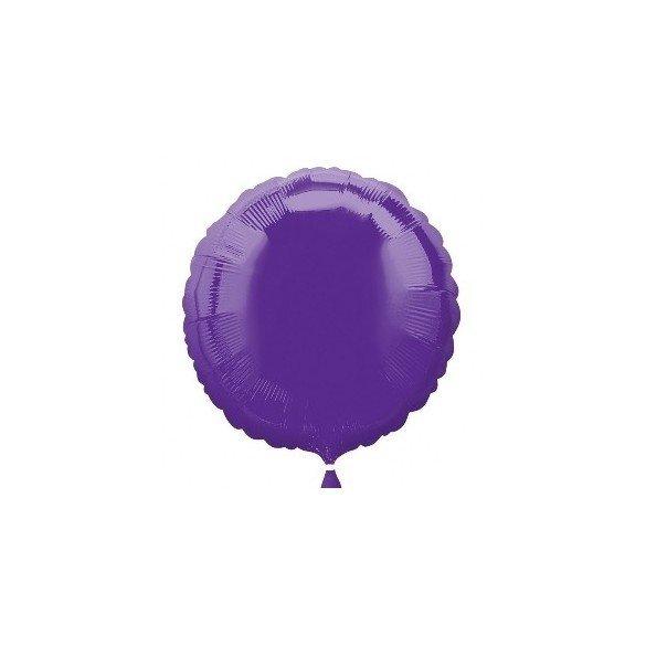✅Globo Con Forma de Circulo de Aprox 45cm Color QUARTZ PRUPLE- por solo 1,35€ en Masfiesta.es. Venta de Artículos de fiesta ...