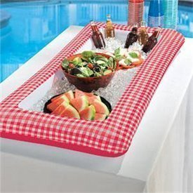 Nevera Inflable Picnic-Barbacoa