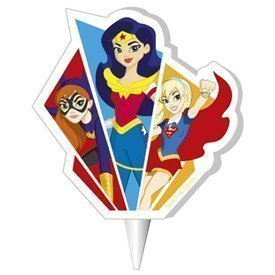 Vela Super Hero Girls346198 Dekora