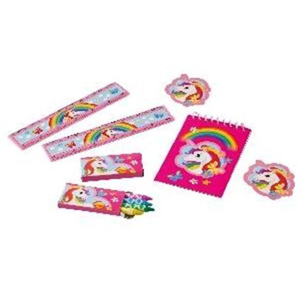 Bolsa Juguetitos Unicornio (20 Piezas)