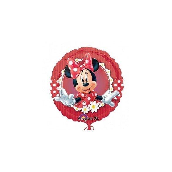 ✅Globo Foil Minie Lunares 45cm. ( Empaquetado) por solo 2,85€ en Masfiesta.es. Venta de Artículos de fiesta y decoración