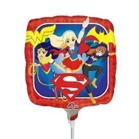 Globo Super Hero Girls Palito