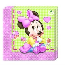 Servilletas Minnie Infantil (20)