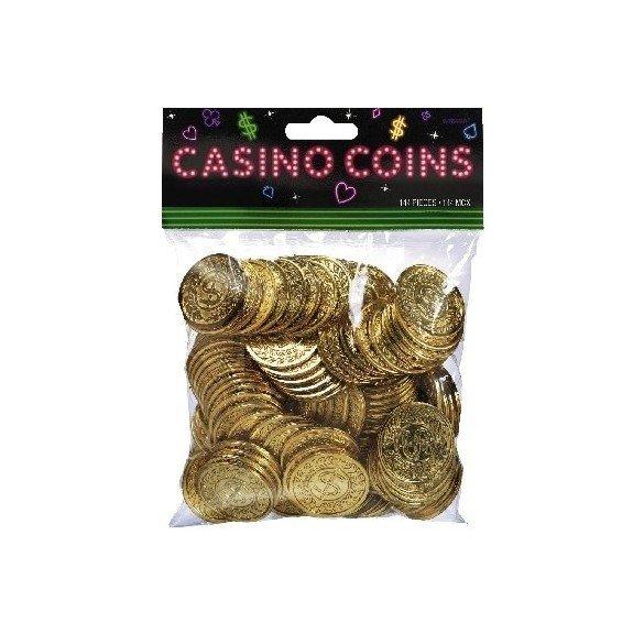 ✅Monedas (144) Casino por solo 8,03€ en Masfiesta.es. Venta de Artículos de fiesta y decoración