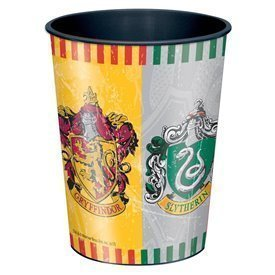 Vaso plastico Harry Potter
