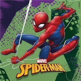 Servilletas Spiderman Marvel (20)