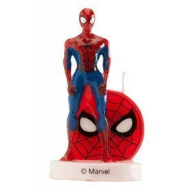 Vela Spiderman 3D346205 Dekora