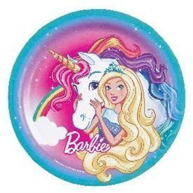 Platos Barbie Dreamtopia de 23cm (8)