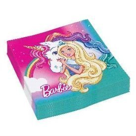 Servilletas Barbie Dreamtopia (20)