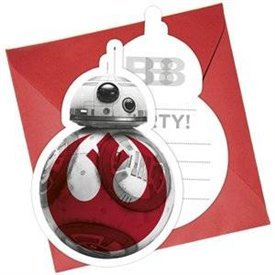Invitaciones Star Wars Ep. 8 (6)