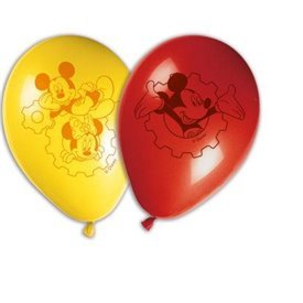 Globos latex Mickey Disney Playful (8)
