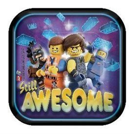 Platos Lego Movie 2 de 18cm (8)