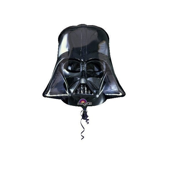 Globo Star Wars Darth Vader (Empaquetado)