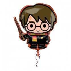 Globo Harry Potter forma Harry de 96cm
