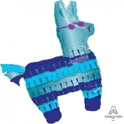 Globo Battle Royal Llama foil de 83cm