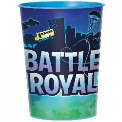 Vaso plastico duro Battle Royal (1)
